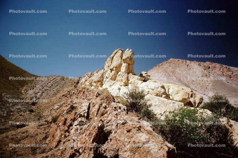 butte, Rock Outcroppings, hill, boulders, Dinosaur National Monument