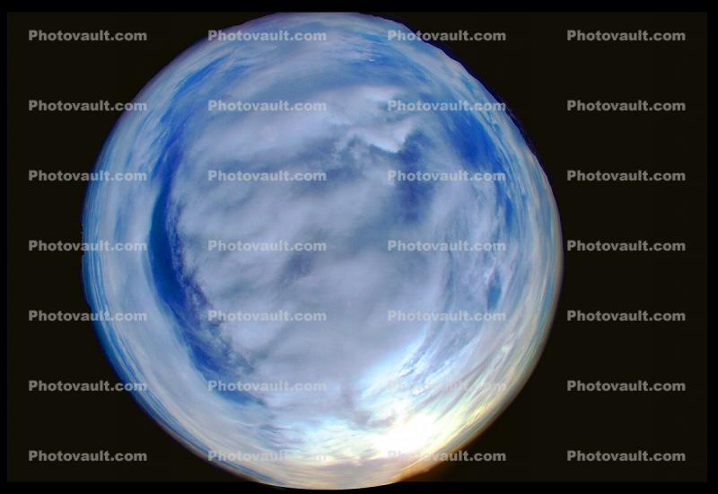 The Round Blue Marble, circular