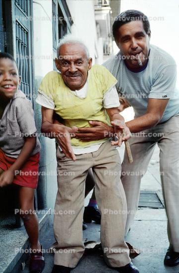 Man, male, grandpa, Cigar, smiles, Havana, Cuba
