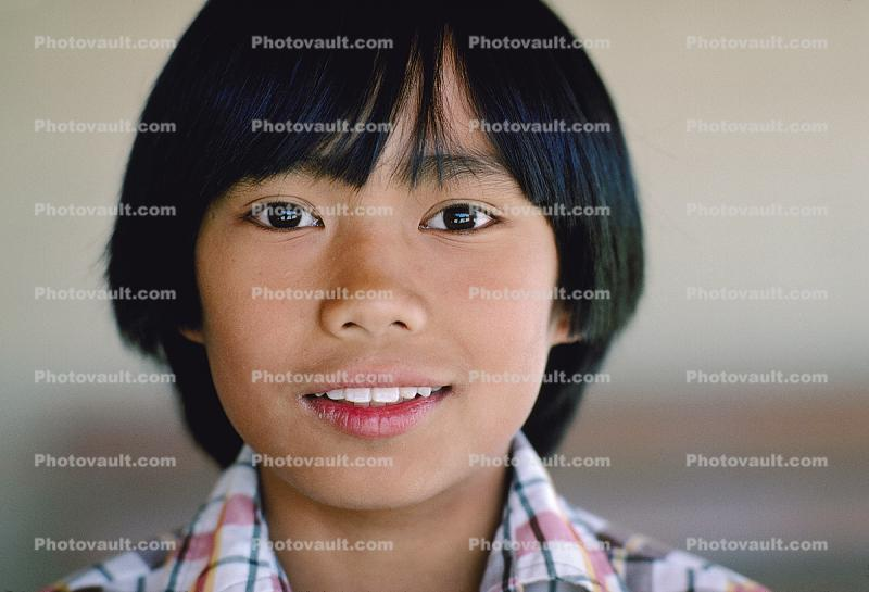 Happy Boy, Male, Smiling Face, tween