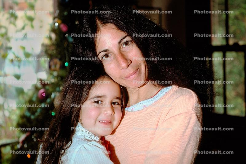 Mother, Daughter, San Anselmo, California