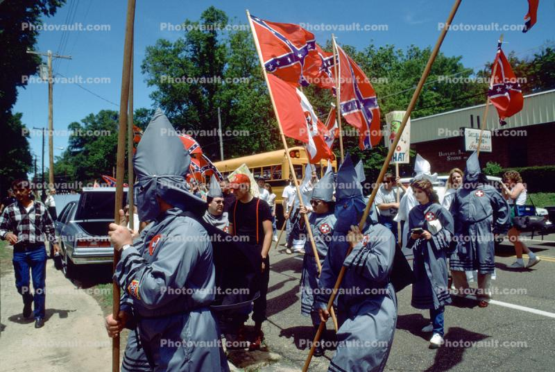 Klu Klux Klan, horriffic, confederate, rebel, kkk, white racist, supremacist