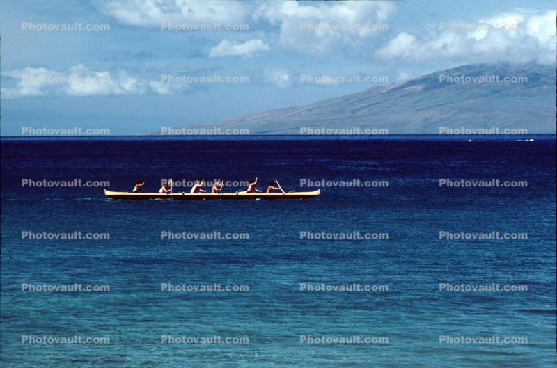 Hawaii, Outrigger