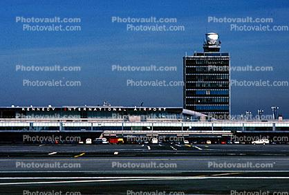 Terminal Buildings, Control Tower, 1988, 1980s