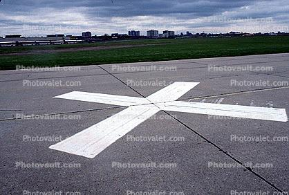 Cross, Downsview Airport, Toronto, Canada