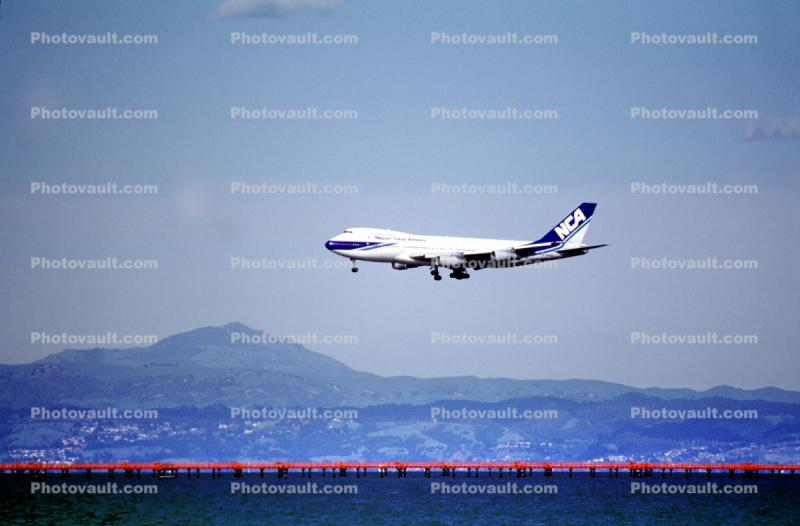 NCA, Boeing 747, Nippon Cargo Airlines
