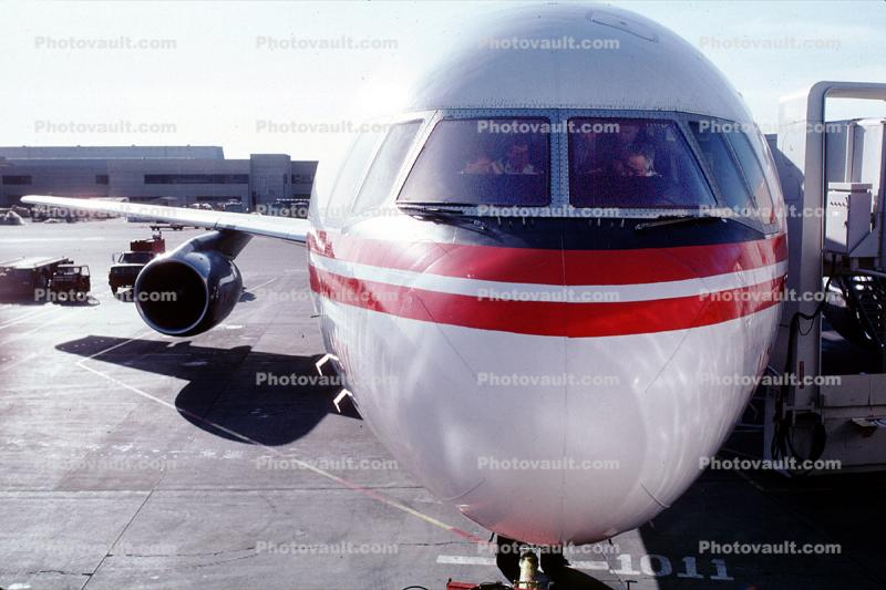 Trans World Airlines TWA, Lockheed L-1011, February 21 1984, 1980s