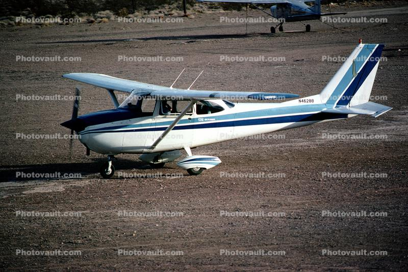 N46288, Cessna 172I, Lycoming 0-320 Series Reciprocating Engine