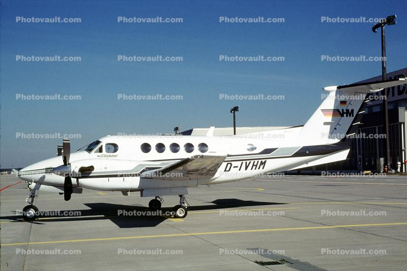 D-IVHM, B200 Super King Air BE20, BB-1369