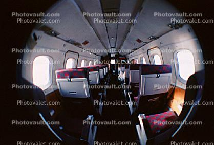 Empty Cabin, seats, seating