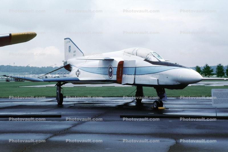 YF-4E Phantom II, NASA 12200, fly-by-wire, Controlled Configured Vehicle (CCV), milestone of flight