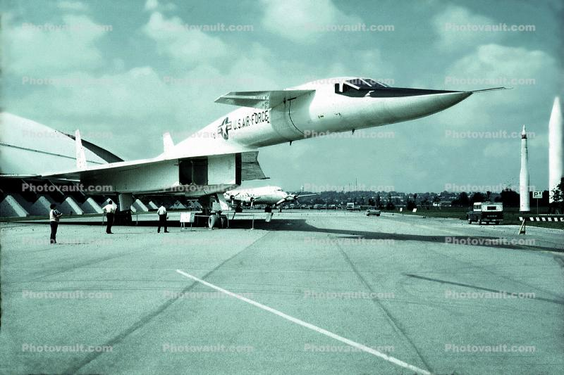XB-70, milestone of flight