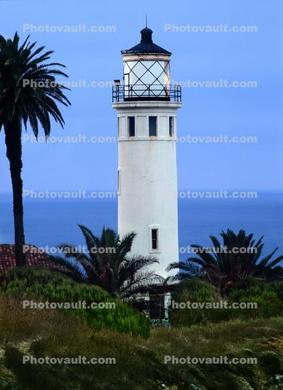 Point Vicente Lighthouse, Rancho Palos Verdes, California, West Coast