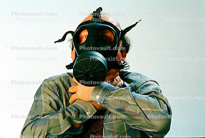 Gas Mask, Global Warming