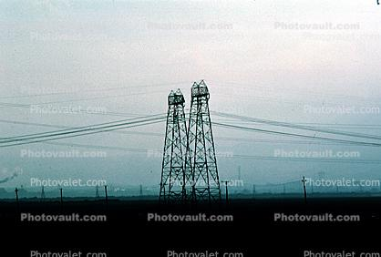 Tower, Transmission Towers, Pylons, Transmission Lines, Powerline, Powerpole