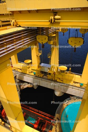 Gantry Crane, Wells Dam