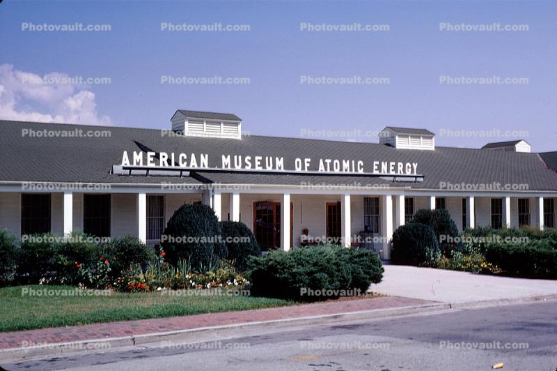 American Museum of Atomic Energy, Oak Ridge, Tennessee