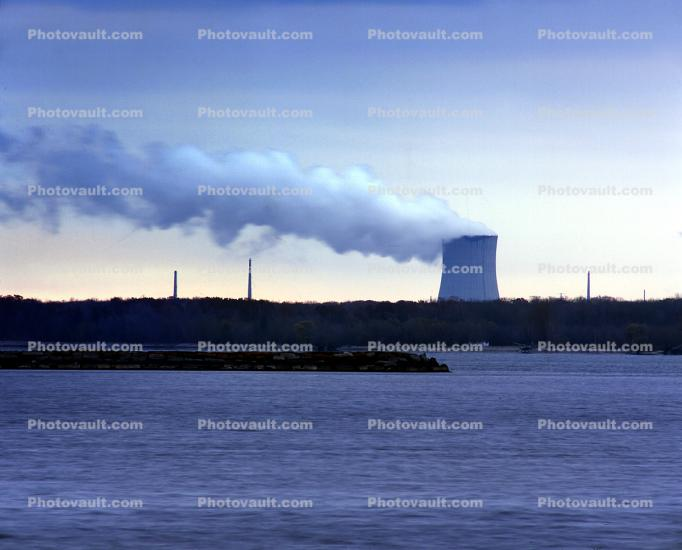 Cooling Tower, Steam