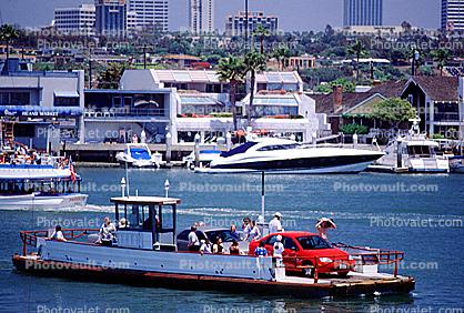 Car Ferry, Vehicle, automobile, Ferryboat