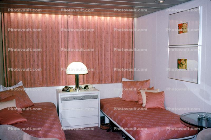 Crown Odyssey, Stateroom, Cabin