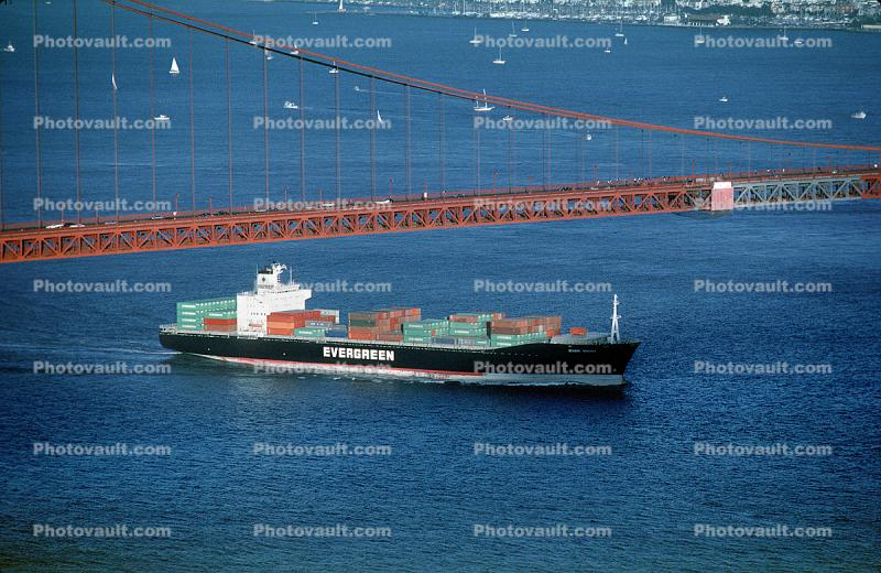 Ever Giant Container Ship, Evergreen, IMO: 8217013
