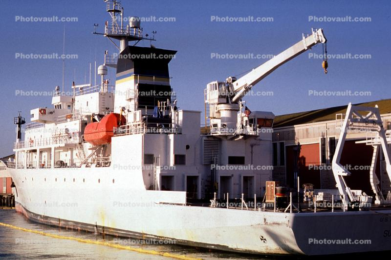 USNS Sumner (T-AGS-61), Pathfinder class, oceanographic survey ship