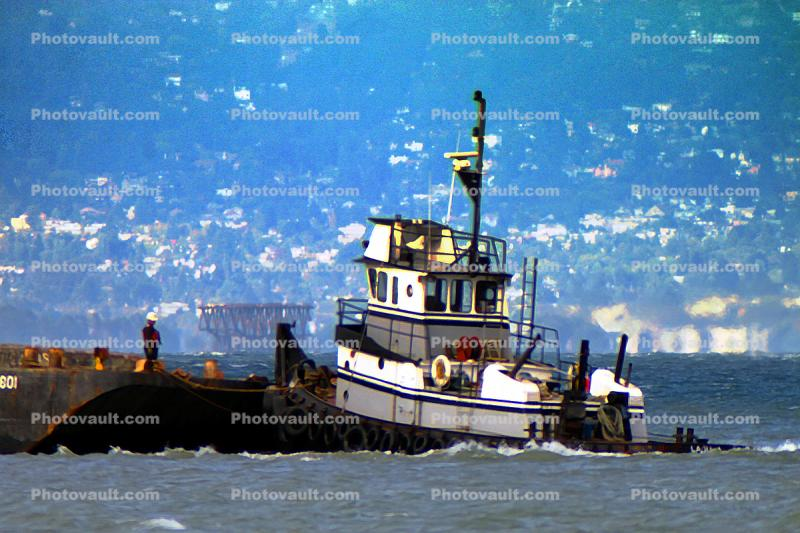 Pusher Tug, Tugboat