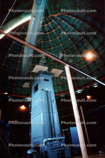Observatory Dome, building, interior, inside, Telescope