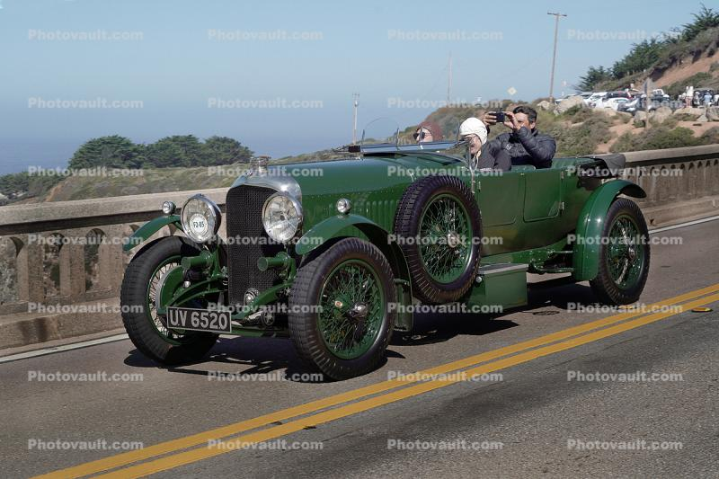 1928 Bentley 4.5 Litre Vanden Plas Sports Tourer