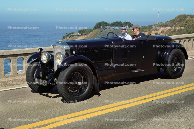 1929 Bentley Speed Six, HJ Mulliner Open Two Seater Sports