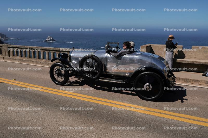 1921 Bentley 3 Litre, Harrison Open Two Seater Sports