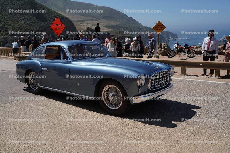 1951 Ferrari 212 Inter Ghia Coupe