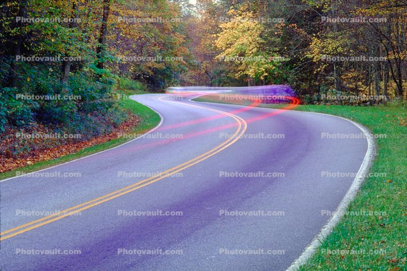Road, Roadway, Highway 321, North Carolina