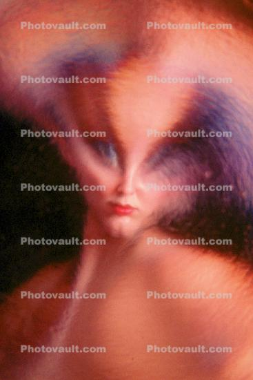 Woman-from-Mars, Martian Woman