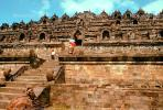 Borobudur Temple, near Magelang, Central Java, Monument, landmark, shrine, UNESCO World Heritage Site