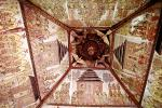 Fresco roof, paintings, dove, birds, Kerta Gosa Klungkung, Bali Heritage Royal Court, landmark, CADV01P12_19
