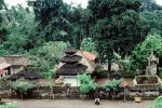 Buildings, Compound, trees, Kehen Temple, Pura Kehen, Hindu, Bangli Bali, Sod, CADV01P15_07