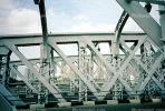 The Anderson Bridge, truss, Singapore