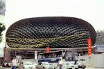 The Esplanade building, durian Fruit, Spiky, Spikey, Performing Arts Concert Hall