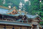 Toshogu Shrine, ornate, building, shrine, temple, Nikko, opulant, CAJV02P05_06.0628
