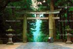 Torii Gate, Toshogu Shrine, building, shrine, temple, Nikko