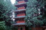 Pagoda, Toshogu Shrine, Nikko