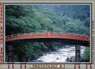 The Sacred Bridge (Shinkyo), Daiya River, Nikko, Arch, CAJV03P04_07