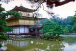 Golden Temple, sacred place, palace, shrine, Kyoto
