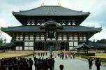 Great Buddha Hall, Todai-ji, Temple, largest wooden building, Nara, CAJV04P05_18