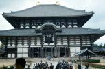 Great Buddha Hall, the largest wooden building in the world, T dai-ji, Nara, Todai-ji, Temple, largest wooden building, CAJV04P05_19