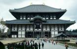 Great Buddha Hall, the largest wooden building in the world, T dai-ji, Nara, Todai-ji, Temple, largest wooden building, CAJV04P06_02