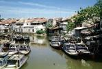 River, Boats, Canal, houses, homes, buildings, CAMV01P01_10