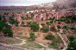 Cappadocia (Kapadokya), Cliff Dwellings, Cliff-hanging Architecture, CAUV01P13_13