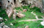 Cappadocia (Kapadokya), Cliff Dwellings, Cliff-hanging Architecture, CAUV01P14_09